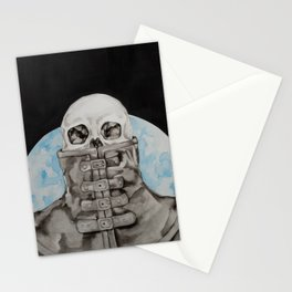 Cloak of Night Stationery Cards