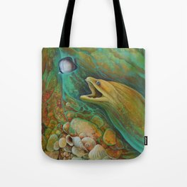 Naive Butterfly Tote Bag