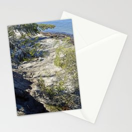 Beach Erosion and Joseph Fay shipwreck Stationery Cards