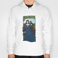 pagan Hoodies featuring pagan poetry by alexa bosy