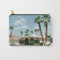 Memory form California Carry-All Pouch