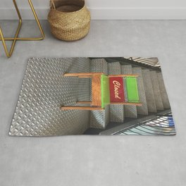 Closed Chair Rug