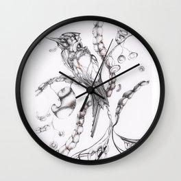 Cardio Bird Wall Clock