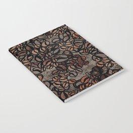 Vintage Coffee Delight Notebook