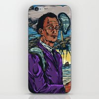 dali iPhone & iPod Skins featuring Dali  by Nicolae Negura