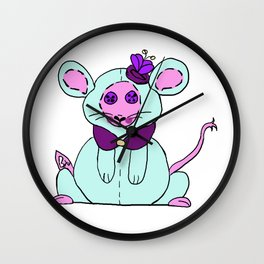Stuffies Missy Mouse Wall Clock