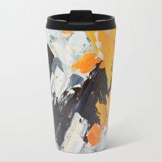 December Lights Travel Mug
