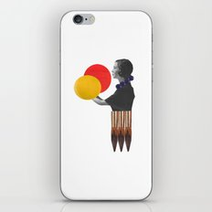 Art Comes From Body iPhone & iPod Skin