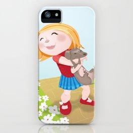 I choose you iPhone Case
