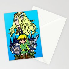 Hero of Time Stationery Cards
