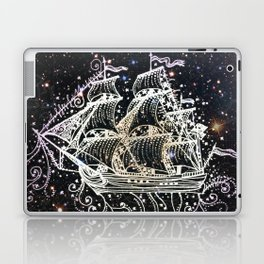 The Great Sky Ship II Laptop & iPad Skin