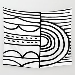dream of morning Wall Tapestry