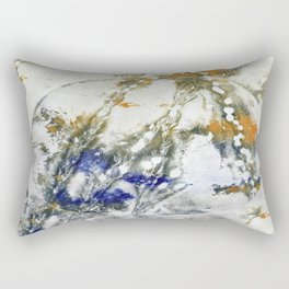 plant painting Rectangular Pillow
