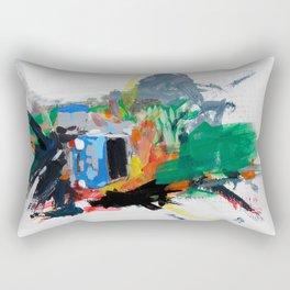 Accident three Rectangular Pillow