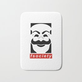 Mr robot Bath Mat