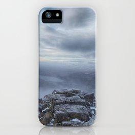 Summit Of Schiehallion iPhone Case