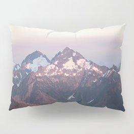Pastel Mountains Pillow Sham