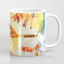 Vrabac - Watercolor Coffee Mug