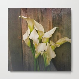 Simplicity is the Ultimate Sophistication Metal Print