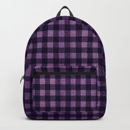 Haunted Mansion Gingham Backpack