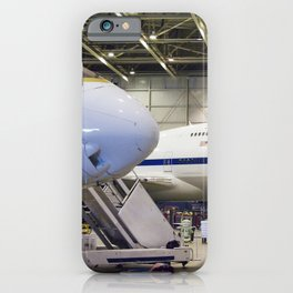 The cavernous expanse of the Dryden Aircraft Operations Facility in Palmdale Calif now houses NASAs iPhone Case