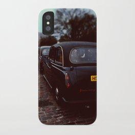 London Cab iPhone Case