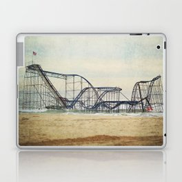 Jet Star Coaster Laptop & iPad Skin