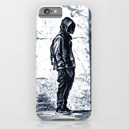 Cool boy iPhone Case