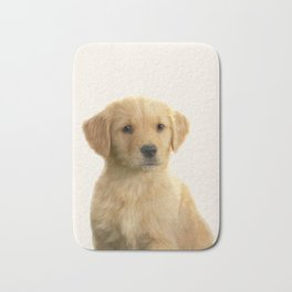 Dog print dog photography minnimalist nursery art animal Bath Mat