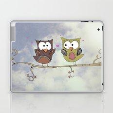 Love Owlways Laptop & iPad Skin