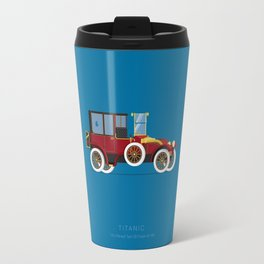 Titanic | Famous Cars Travel Mug