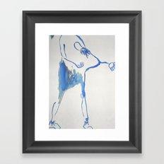 Dance Dance Dance!! Framed Art Print