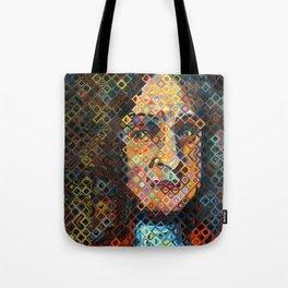 Gottfried Leibniz Tote Bag