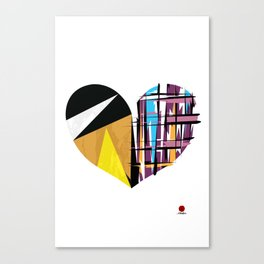 MUCH LOVE  2 Canvas Print