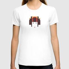 Japan Noble Woman T-shirt