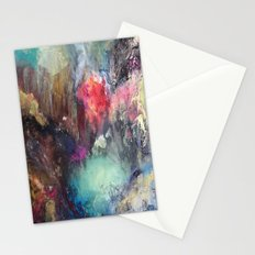 Strength and Happiness  Stationery Cards