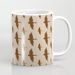 Duck Goose Pattern Coffee Mug