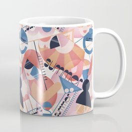 Bauhaus Summer Coffee Mug