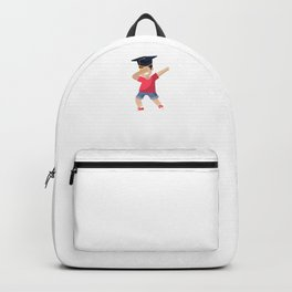 Dab Itur Dabbing Student Graduation Day Gift Backpack