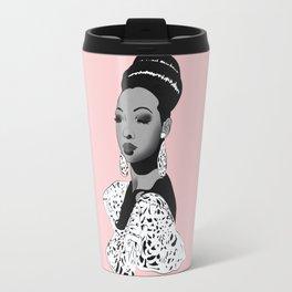 Josephine Baker Travel Mug
