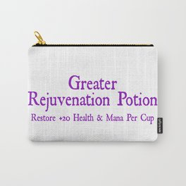Greater Rejuvenation Potion  Carry-All Pouch