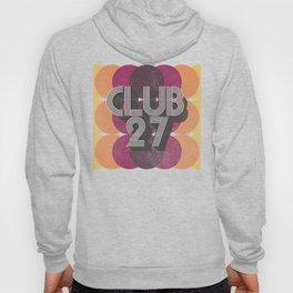 Club 27 – Retro Hoody