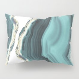 Sea Agate Pillow Sham