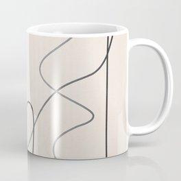 Abstract Line III Coffee Mug