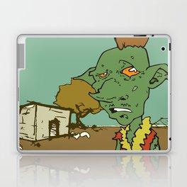 Crown Prince of Yonder Shack Laptop & iPad Skin