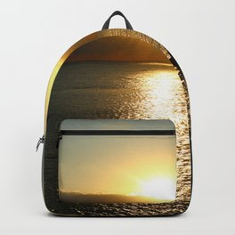 A New Day Has Broken Backpack