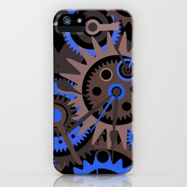 Steampunk Heart iPhone Case