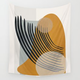 Abstract Shapes 33 Wall Tapestry