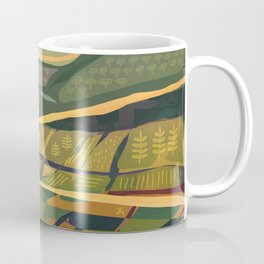 Growing Food Coffee Mug