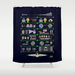 A Knit Hope Shower Curtain